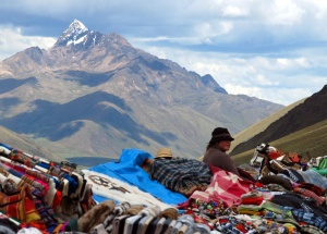 Imagine commuting to work at 14,200 feet